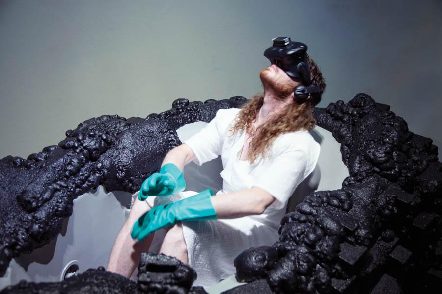 Designers et la réalité virtuelle