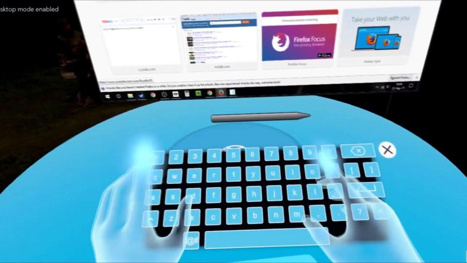 Le modèle de mouvement de Facebook voit les frappes dans l'espace 3D