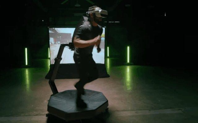 Tapis roulant VR Omni One