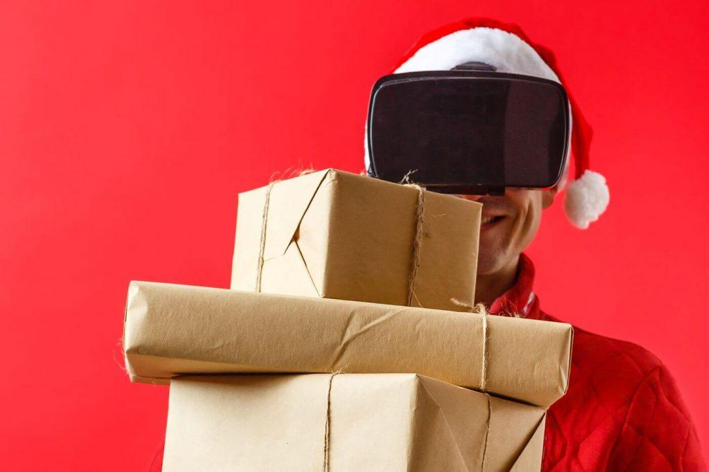 Noël achats VR