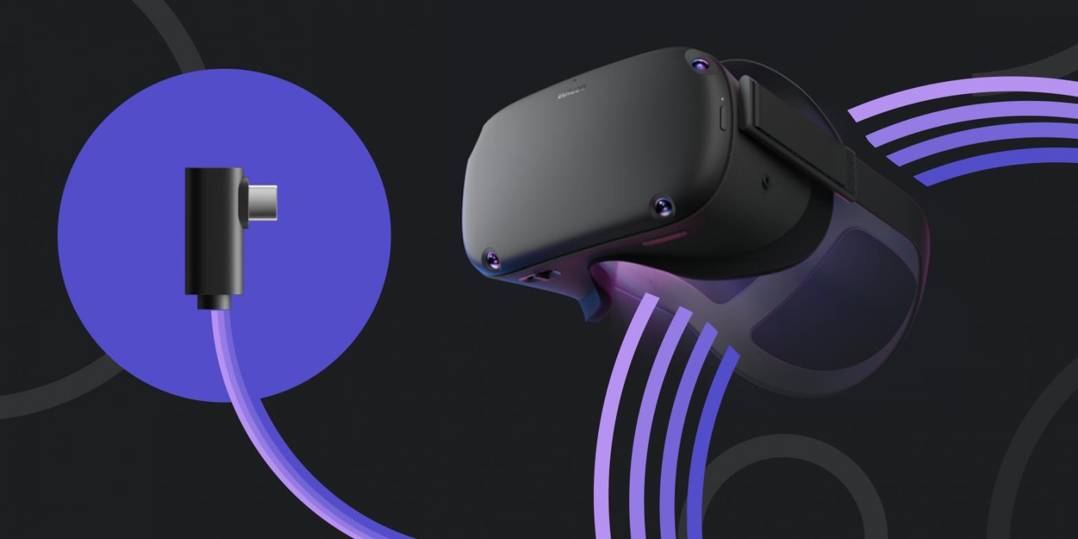 Oculus Link pour Quest