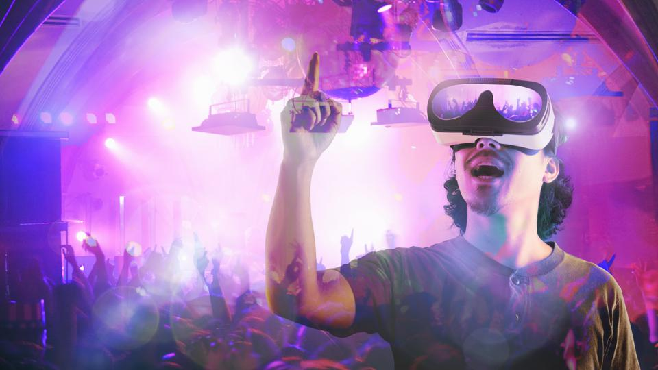 événements en VR