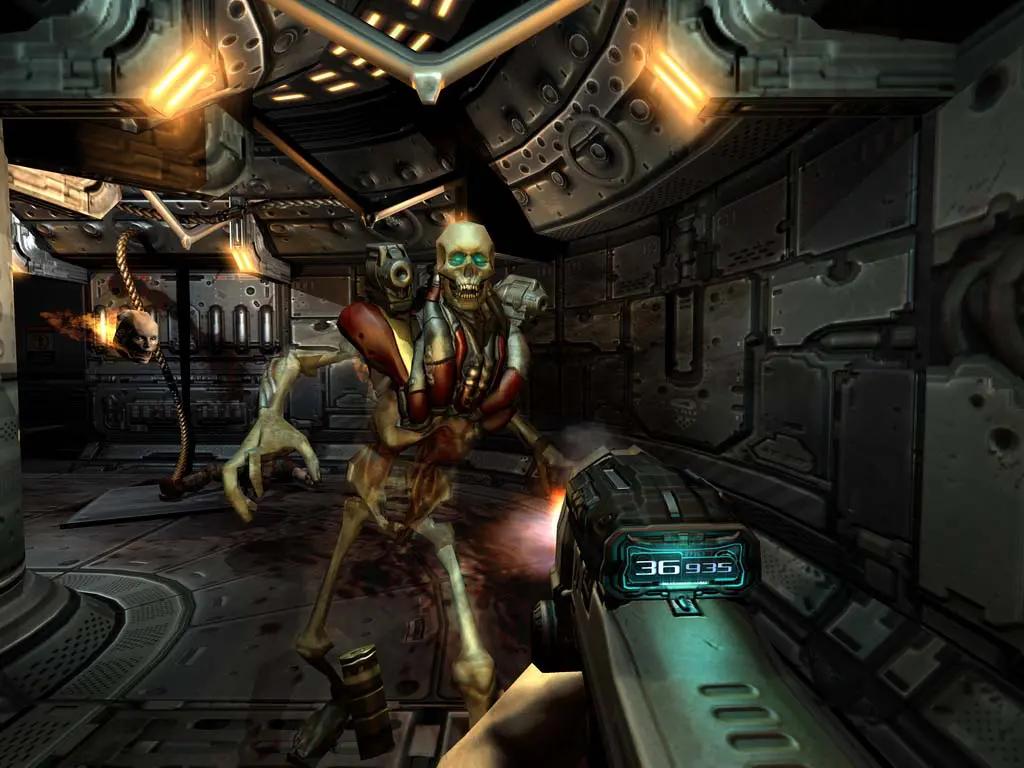 jeux VR de tire à la première personne