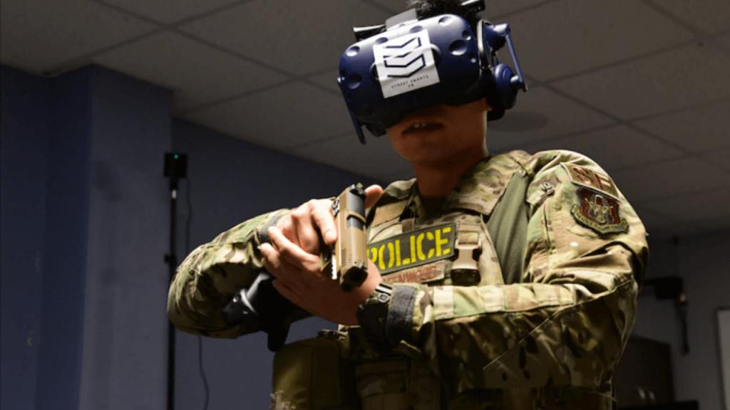 formation militaire en VR