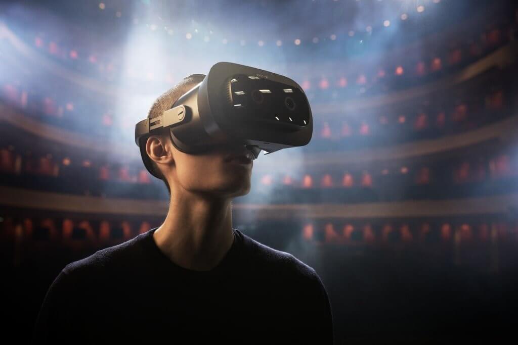 Expérience Opera VR