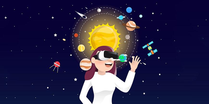 l'animation en VR