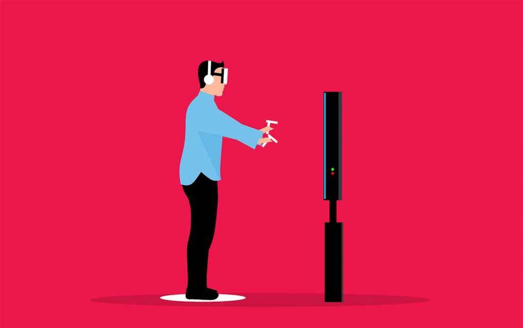 l'expérience numérique VR