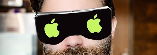 nouveau casque VR Apple