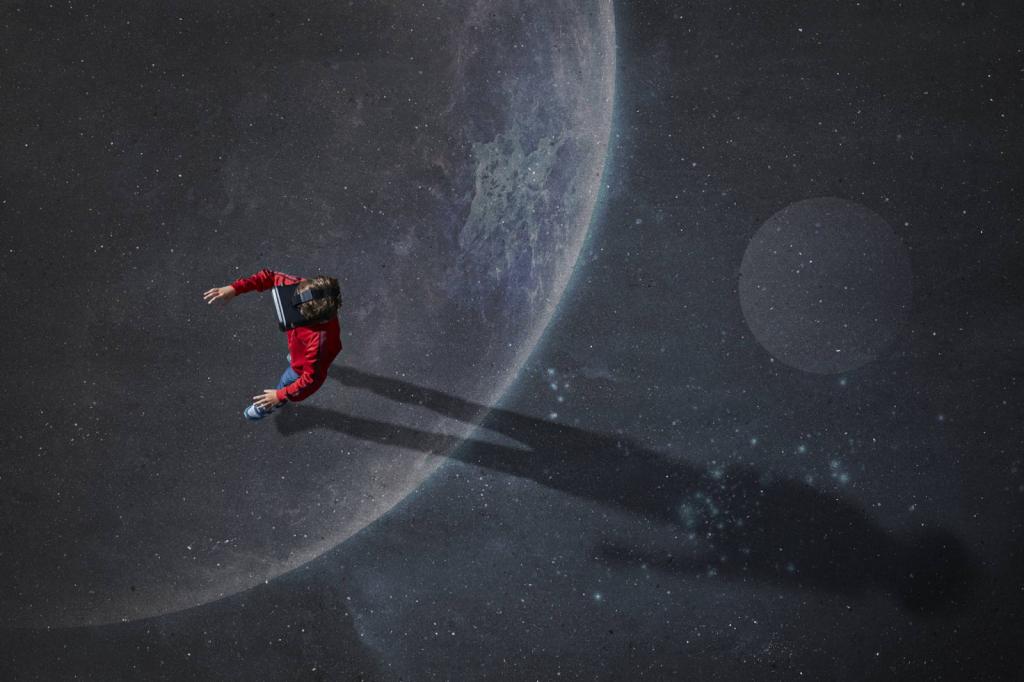 Des étudiants de Purdue utilisent la RV pour explorer le cosmos à distance
