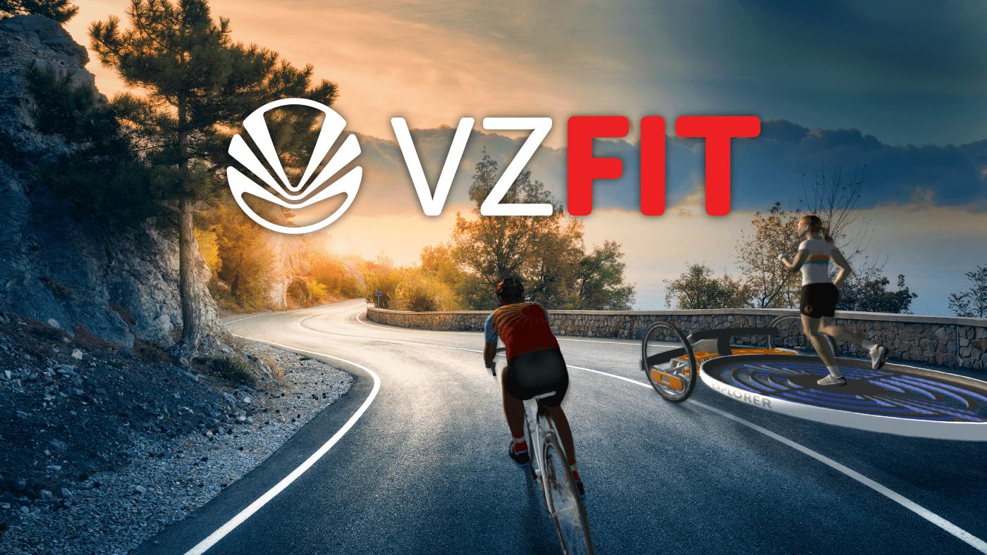 Application de Fitness VR VZfit