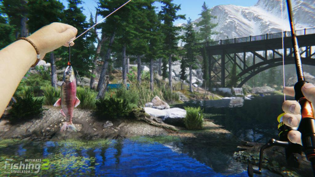 Ultimate Fishing Simulator 2