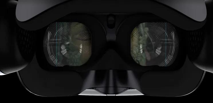 Rendu fovéal réalité virtuelle