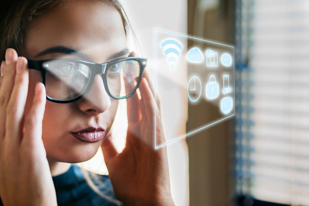la réalité virtuelle et augmentée