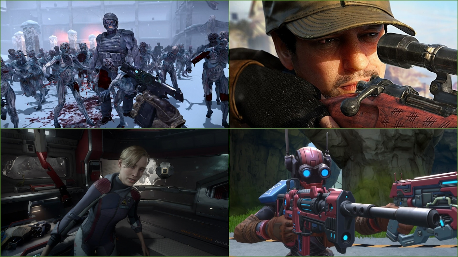 Aperçu de l'été VR : Tous les grands jeux à venir