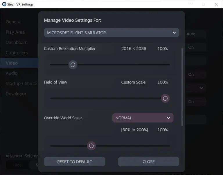 SteamVR permet désormais d'épingler des fenêtres à vos contrôleurs