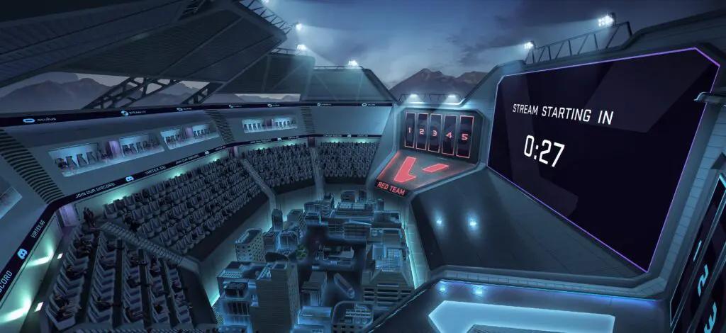 Virtex stade VR