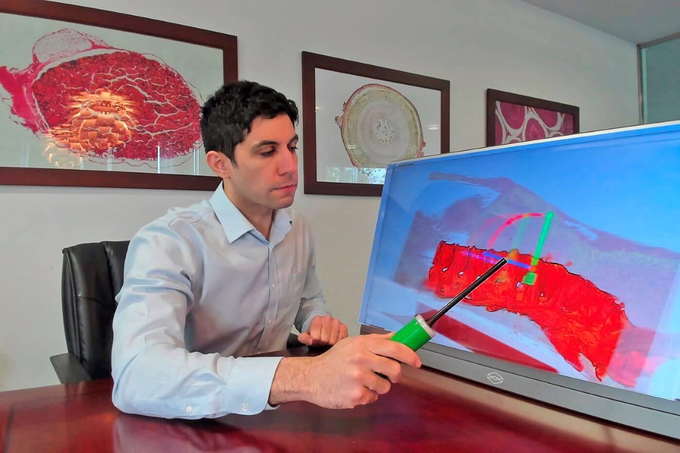 HoloMedX de Xenco Medical introduit les hologrammes dans l'enseignement de la chirurgie
