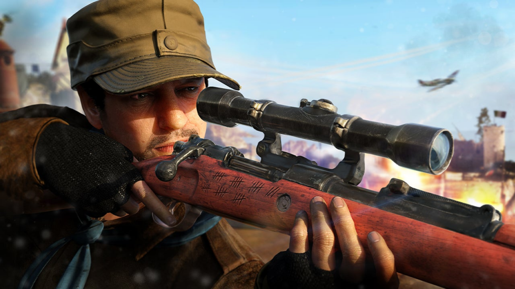 Jeu Sniper Elite VR