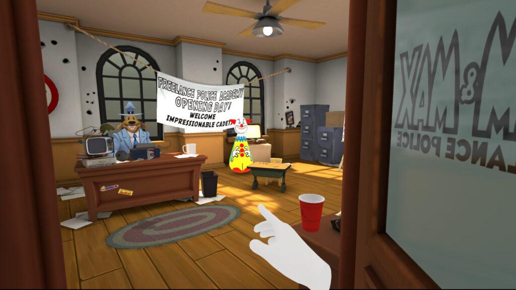jeu VR Sam & Max: This Time It's Virtual