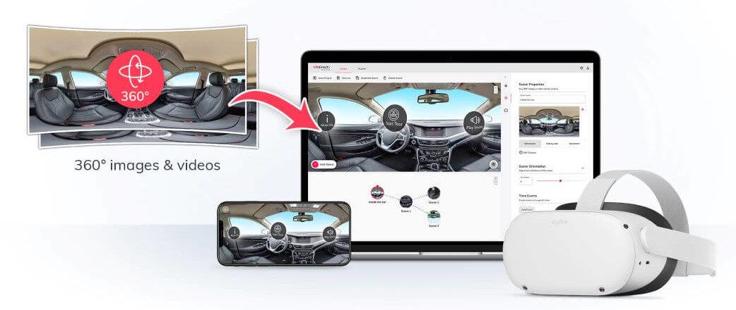 VRdirect va faire jouer la concurrence dans le domaine de la formation et des visites virtuelles