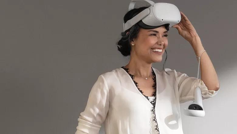 Cette mise à jour Oculus VR rend la réalité virtuelle beaucoup moins solitaire