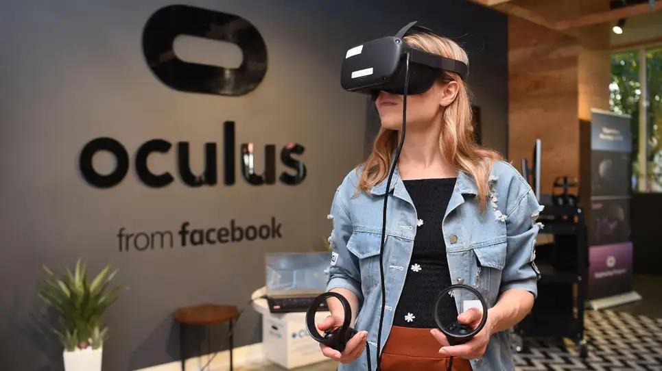 La nouvelle API expérimentale d'Oculus associe la réalité virtuelle à votre environnement réel