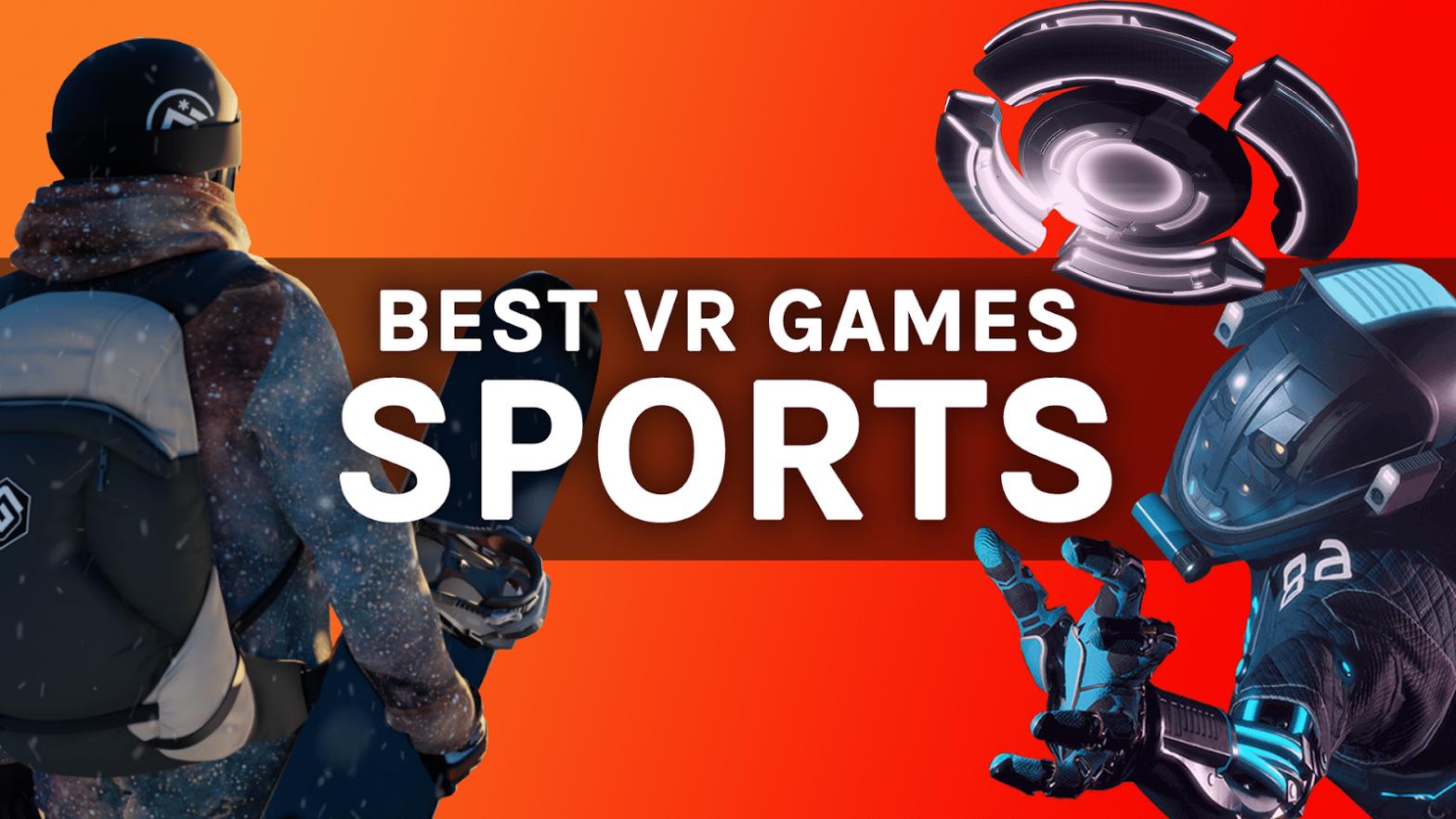 Les meilleurs jeux de sport VR pour Oculus Quest 2