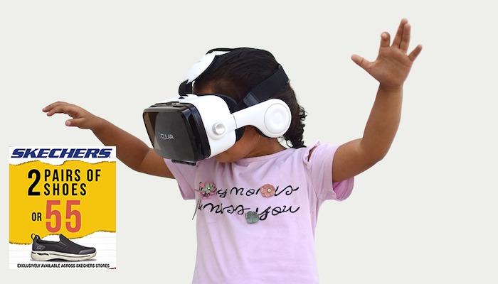 les jeux VR peuvent réduire la douleur et l'anxiété chez les enfants