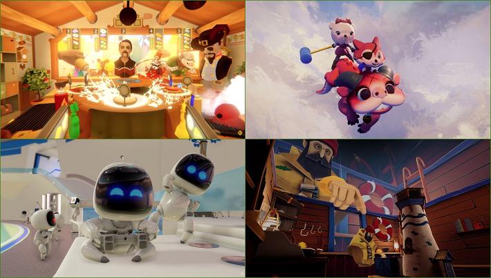 jeux VR à apprécier avec les enfants