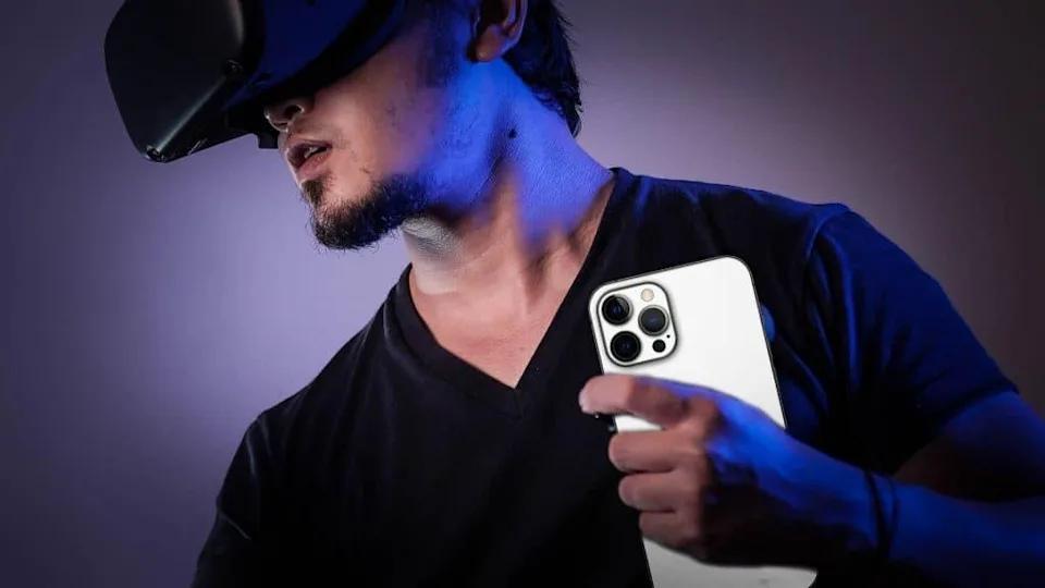 casque AR/VR d'Apple