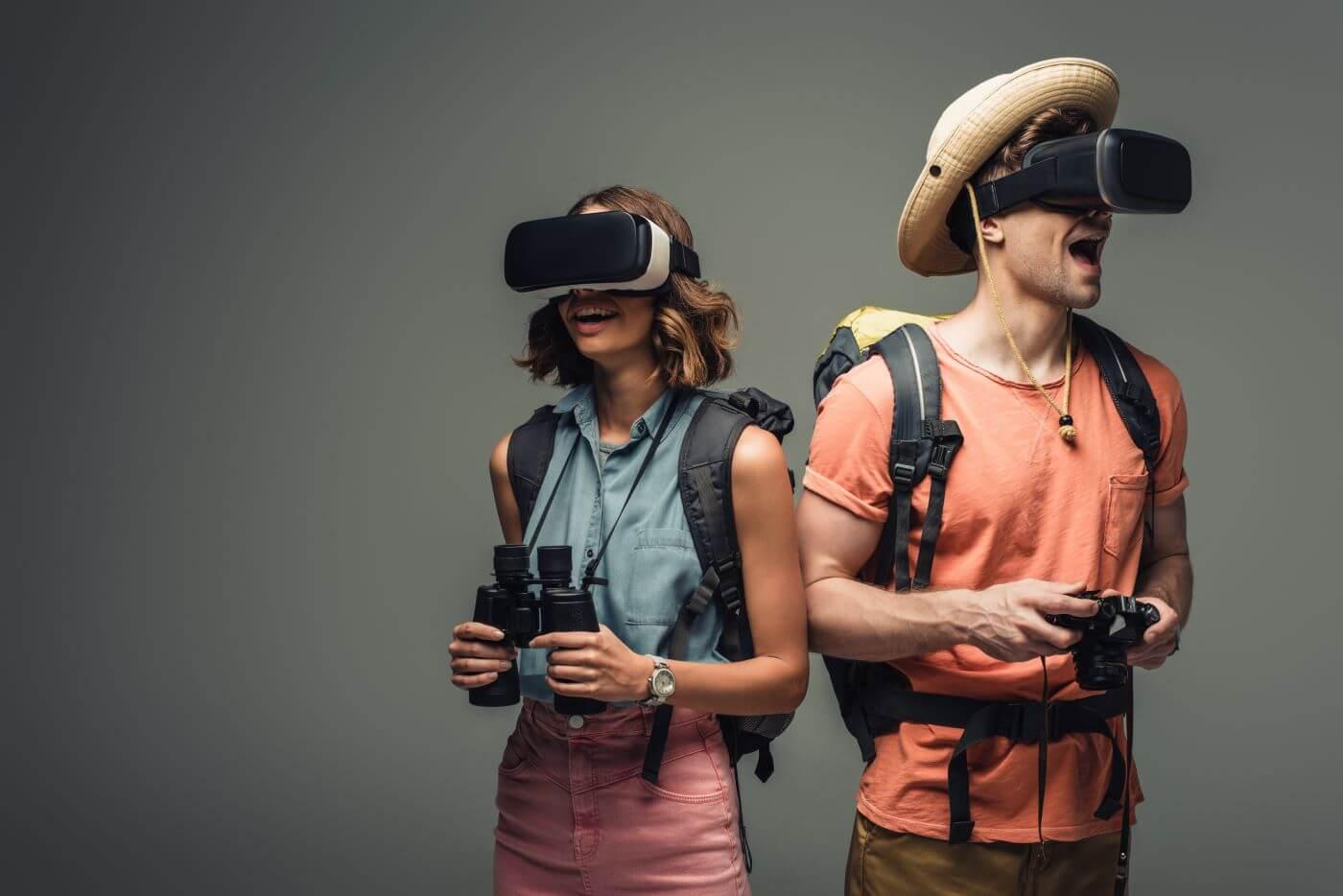 5 applications VR pour explorer le monde