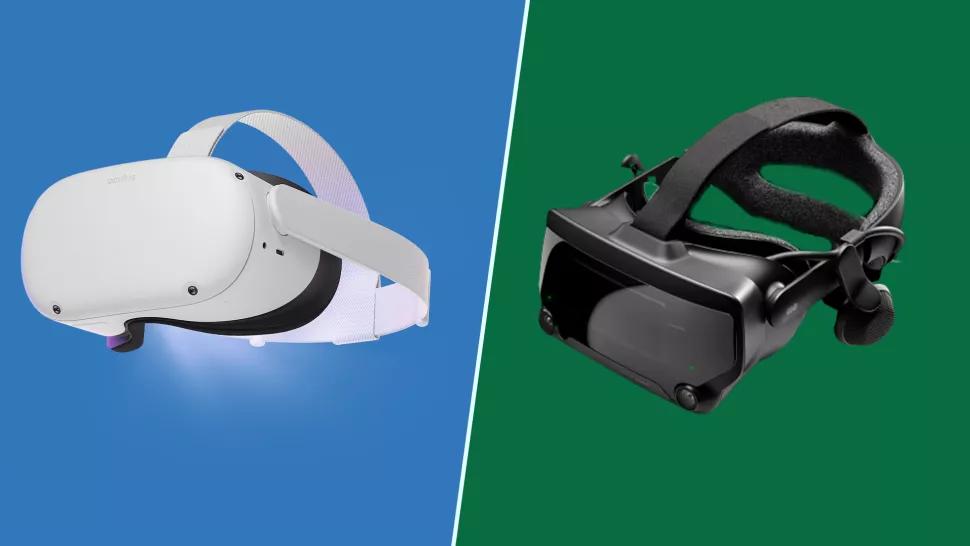 Oculus Quest 2 vs Valve Index