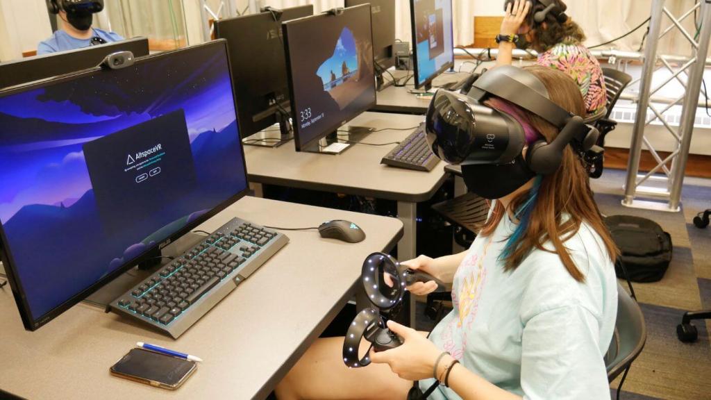 L'université de l'Ohio lance une spécialité en réalité virtuelle et en développement de jeux vidéo !